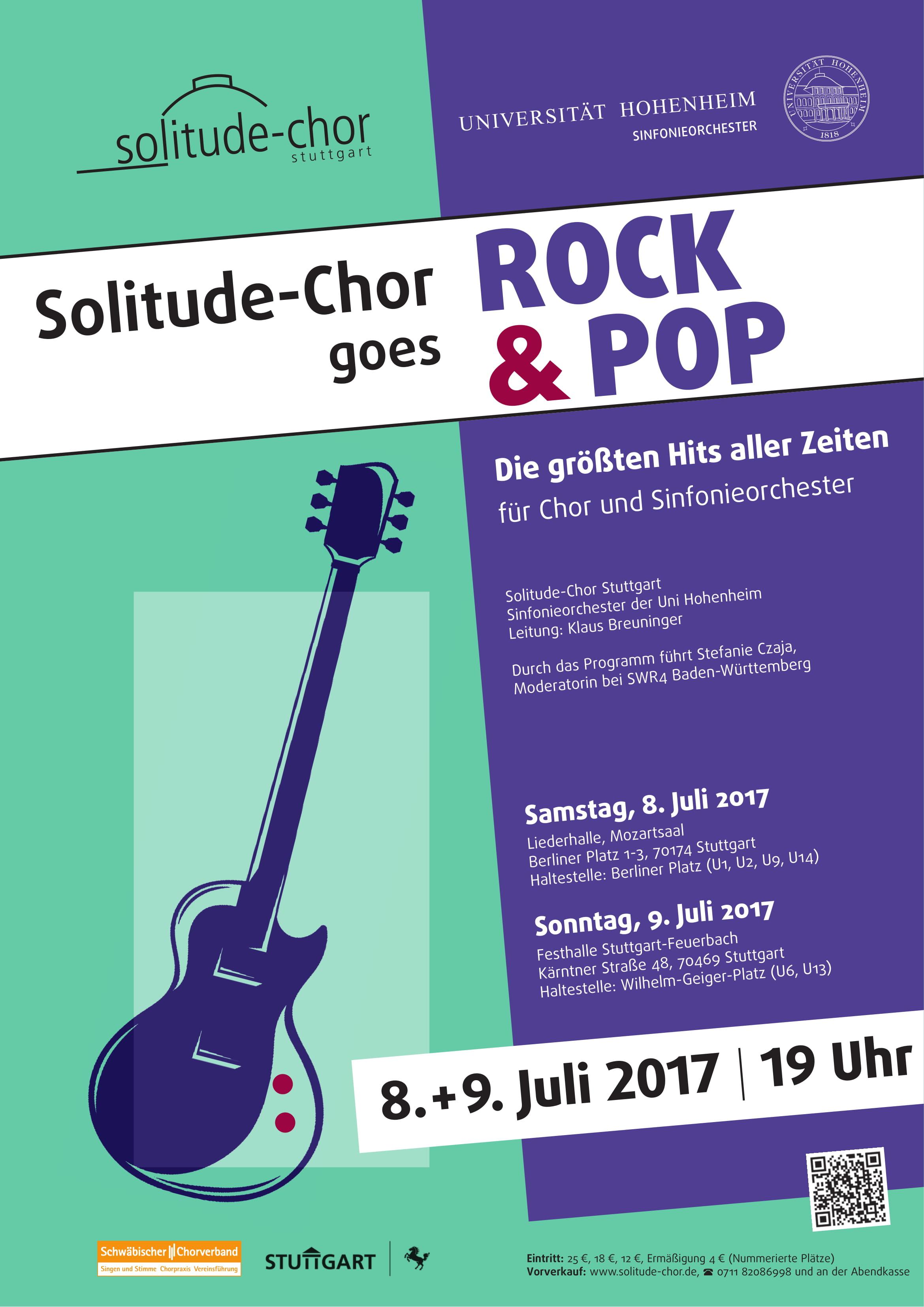 Solitude-Chor rockt!